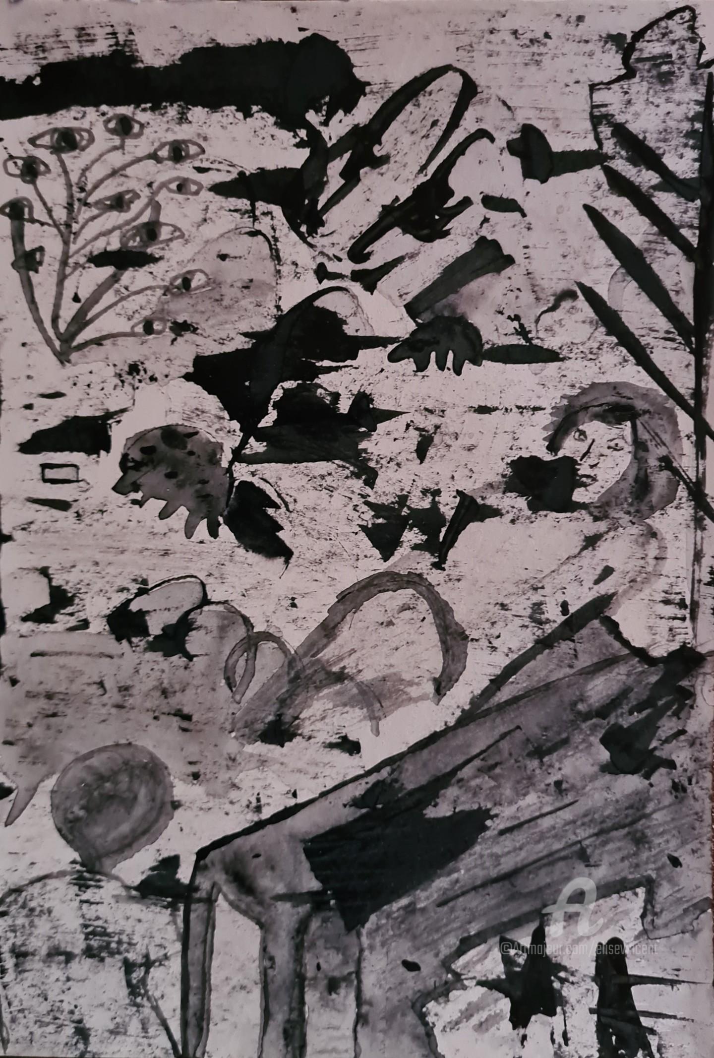 Elise Vincent - En terre nouvelle