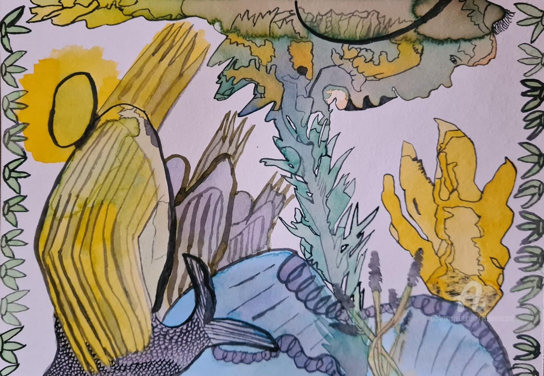 Elise Vincent - Les Sages de la mer