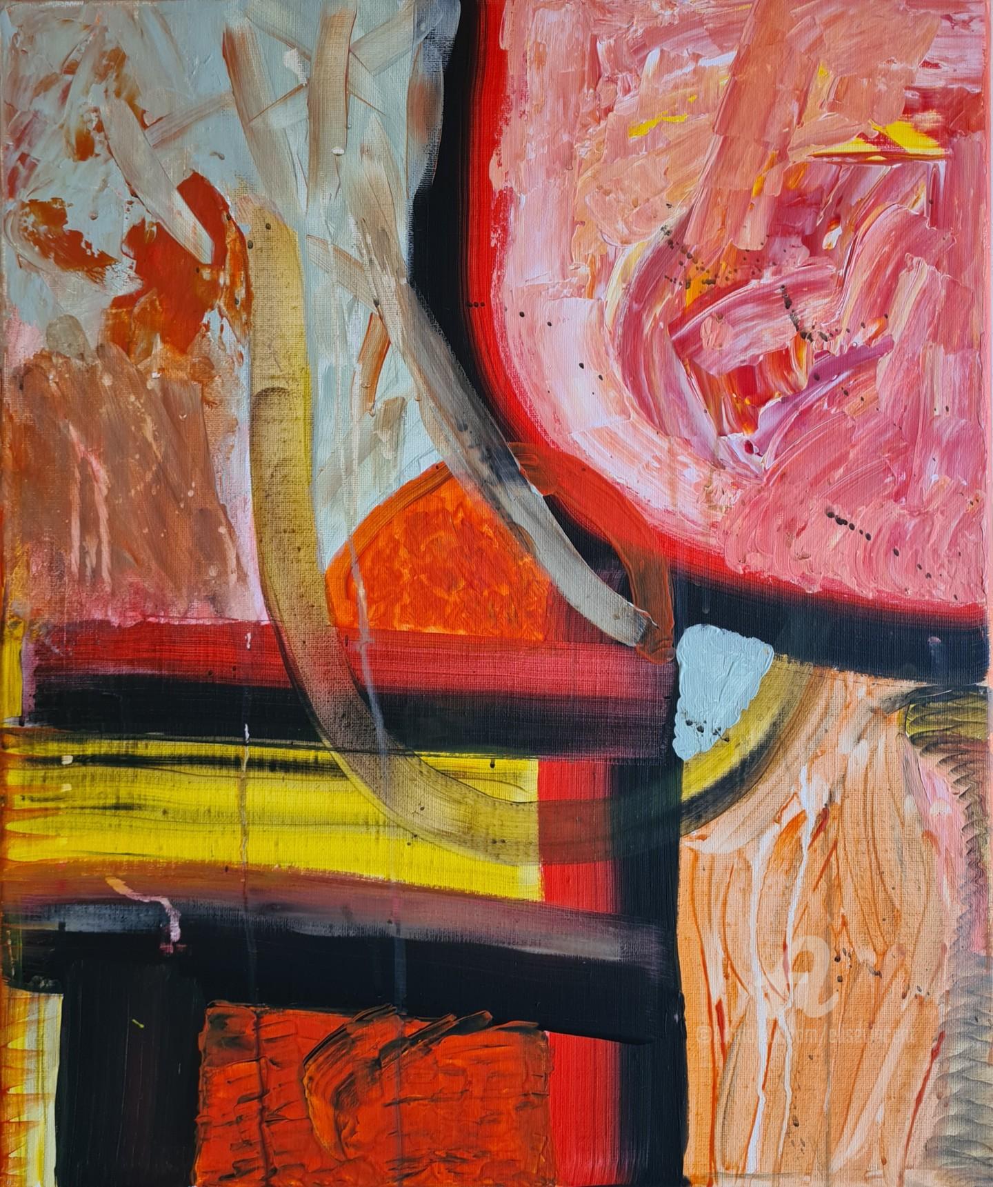 Elise Vincent - L'espace du souffle