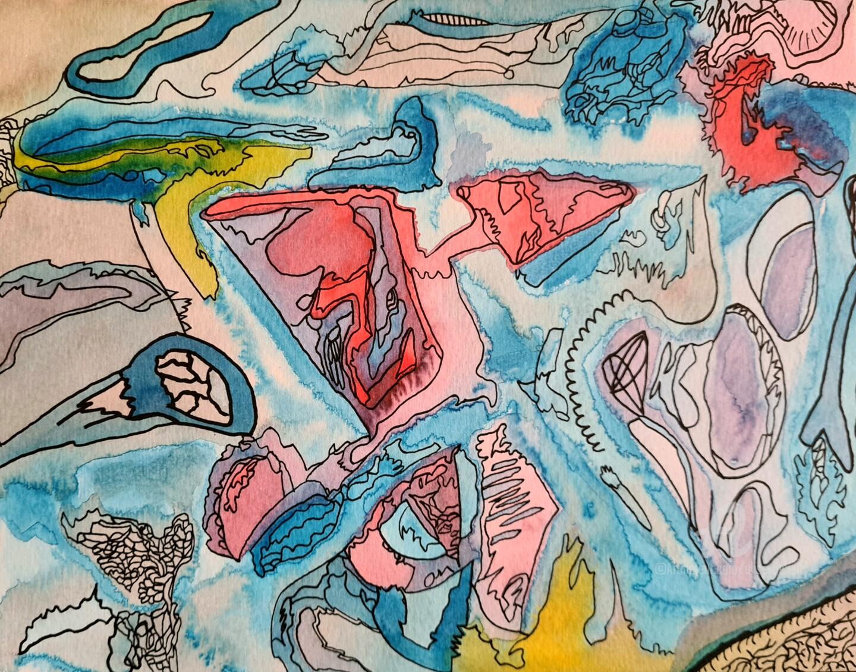 Elise Vincent - Glaciers