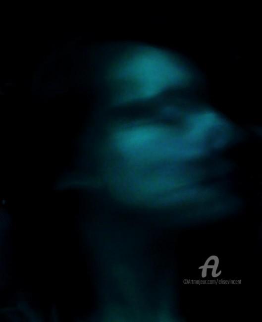 Elise Vincent - Trace bleutée