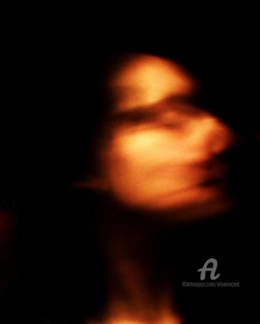 Elise Vincent - Autoportrait ambré