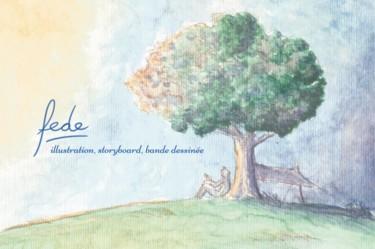 Fede illustration, storyboard, bande dessinée